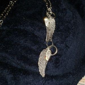 torrid Jewelry - Torrid double wing necklace